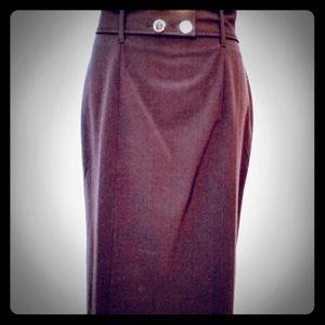 Adrienne Vittadini Sz 10 Pencil Skirt M767